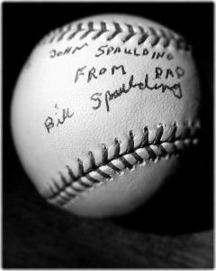 My most treasured autograph ever.