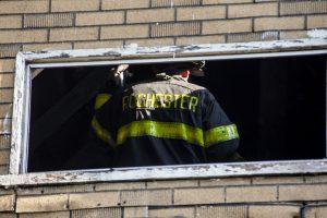 RFD Fire, Watkins Terrace