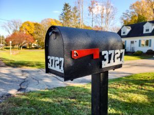 New Mailbox Details