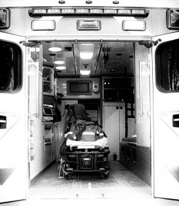 Heroin, from a paramedic's perspective
