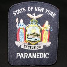Paramedic in the ED?
